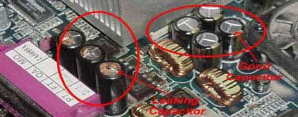 We fix desktop PC motherboards in Columbus Ohio